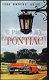 1958 Pontiac Reprint Owner's Manual