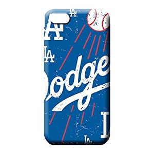 iphone 5 5s cover Top Quality Fashionable Design phone case cover los angeles dodgers mlb baseball