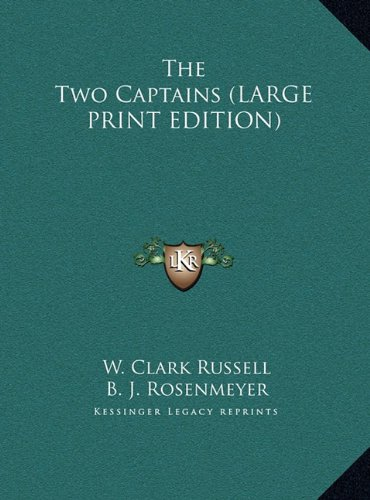 Download The Two Captains (LARGE PRINT EDITION) pdf