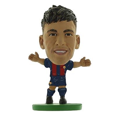 SoccerStarz SOC401 Barcelona Neymar Jr 2020 Version Home Kit Figures: Toys & Games