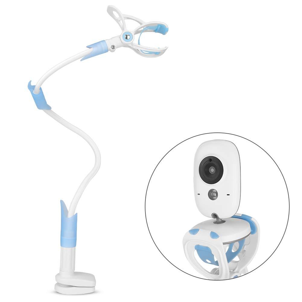 Kamera Halterung Blue Kompatibel mit Hello Baby Philips AVENT Motorola Monitor /… Universal Baby Monitor Halter,Handyhalter