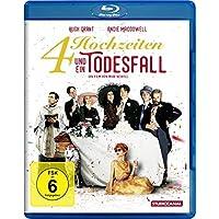 Vier Hochzeiten und ein Todesfall [Blu-ray]