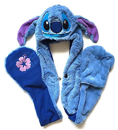 (Disney Concept One Stitch Plush Snood)