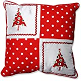 Pillow Perfect Christmas Trees Throw Pillow, 16.5-Inch