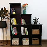 TOUCHXEL 9 Wire Cube Shelves Highly Effective