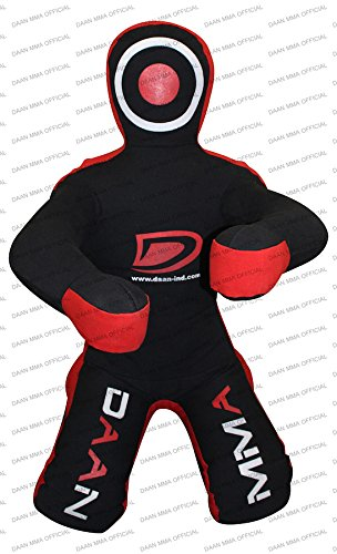 Brazilian Jiu Jitsu Grappling Dummy MMA Wrestling Bag Judo Martial Arts …