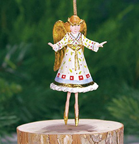Patience Brewster Mini Heavenly Angel Christmas Figural Ornament 08-30417
