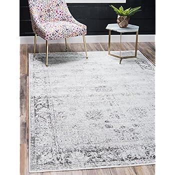 Amazon Com Unique Loom Del Mar Collection Contemporary