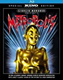 Giorgio Moroder Presents Metropolis: Special Edition [Blu-ray] by Kino Lorber films by Giorgio Moroder Fritz Lang
