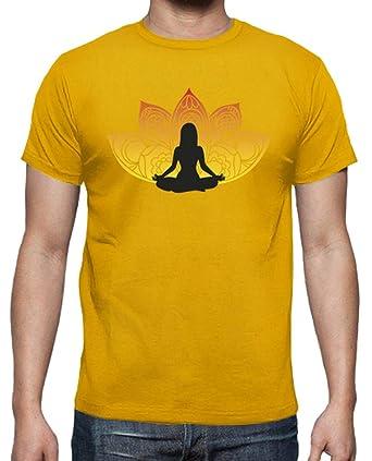 latostadora - Camiseta Yoga para Hombre: soyunasupernova ...