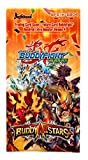 Buddyfight ALLSTARS PLUS + Future Card Hundred TCG Game English BFE-H-EB04 Extra Booster Box - 15 packs / 5 Cards