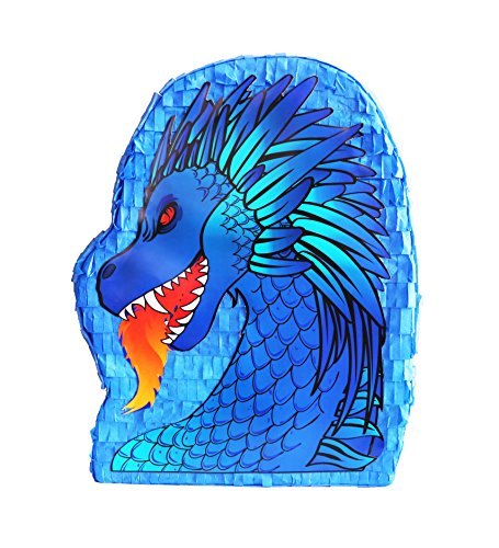 Price comparison product image Aztec Blue Dragon Pinata
