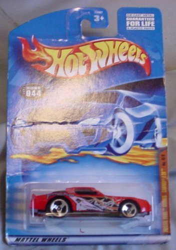 Hot Wheels 2001 Fossil Fuels Series Camaro Z-28 4/4 for sale  Delivered anywhere in Canada