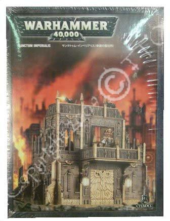 Games Workshop - 99120199005 - Warhammer 40.000 - Figurine - Basilica Administratum