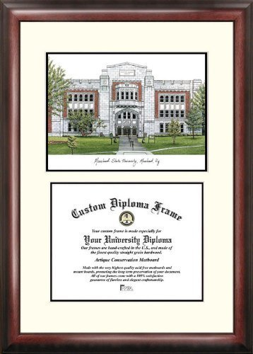 Campus Images ''Morehead State University Legacy'' Scholar Diploma Frame, 8.5'' x 11''