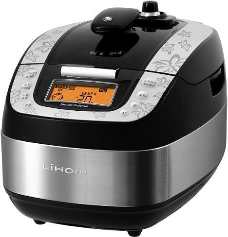 Lihom IH Pressure Rice Cooker LJP-HC073VE(B)