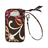 Vera Bradley All In One Wristlet in Puccini