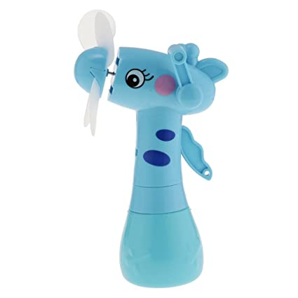 1 Pc Portable Mini Giraffe Air Cool Fan Childrens Hand-cranked Fan Toy Outdoor Supplies Summer Cool Tools Game Toys & Hobbies