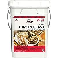 Augason Farms Turkey Feast 8 Person Emergency Food Supply