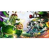 Plants vs Zombies II Poster On Silk <65cm x 35cm, 26inch x 14inch> - 241CA2