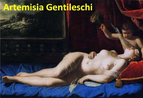 44 Color Paintings of Artemisia Gentileschi - Italian Baroque Painter (July 8, 1593 - - Baroque Italian