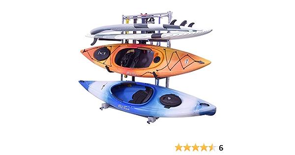 MPG387 Malone FS Rack for 2 Kayak 6 Ski 2 SUP