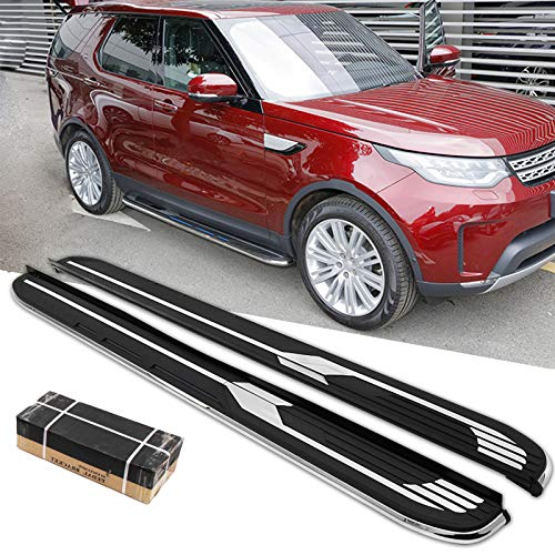 (Side Steps Fit for Land Rover Discovery 5 LR5 2017 2018 2019 Door Nurf Bar OEM Style)