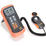 Photo : Dr.Meter LX1330B Digital Illuminance/Light Meter, 0 - 200,000 Lux Luxmeter