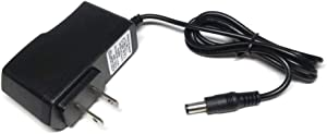 SuperTerrific 9V 0.6A, 600mA Power Supply, DC Transformer 5.5mm x 2.1-2.5mm
