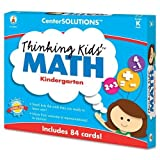 CDP140076 - CenterSOLUTIONS Thinking Kids Math Cards