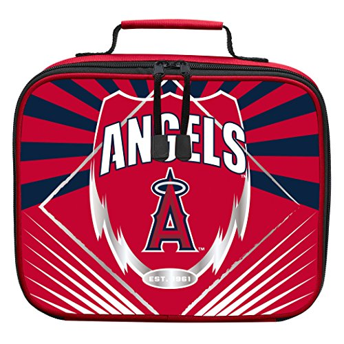 The Northwest Company MLB Los Angeles Angels Lightning Lunch Kit by The Northwest Company