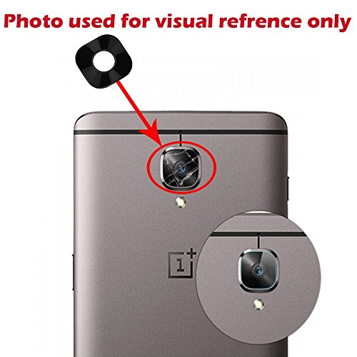 OmniRepairs Rear Facing Glass Camera Lens Replacement For OnePlus Phone with Pre-cut Adhesive and Repair Toolkit (OnePlus 3) by Omnirepairs (Image #2)