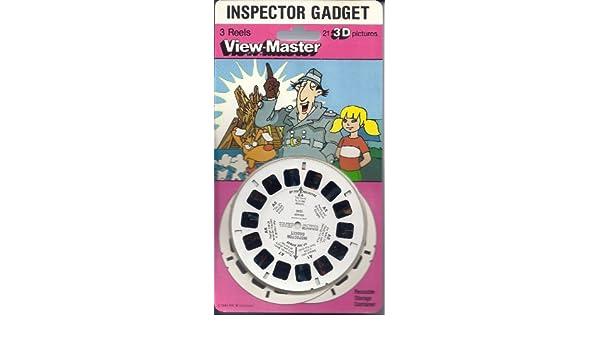 Inspector Gadget 3D View-Master - Juego de 3 carretes: Amazon.es ...
