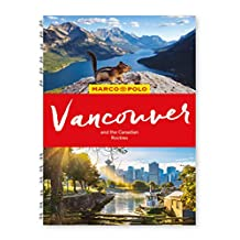 Vancouver Marco Polo Travel Guide - with pull out map