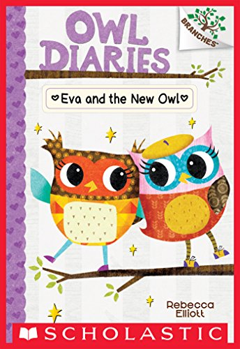 Download PDF Eva and the New Owl - A Branches Book