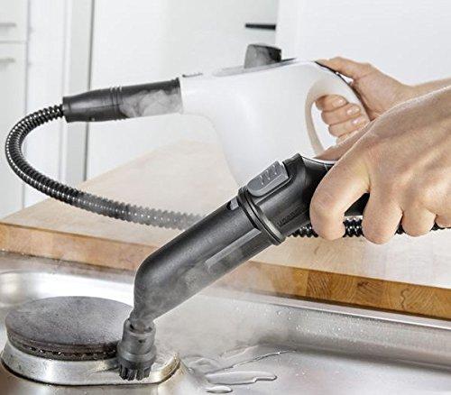 portable Steam Cleaner, 220//–/240/V, 50//60/Hz /Steam Cleaners K/ärcher SC 1/Premium Portable Steam Cleaner 0.25L 1200/W/
