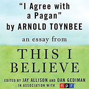 I Agree with a Pagan Audiobook