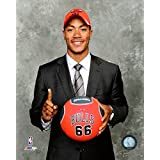 "Derrick Rose Chicago Bulls NBA Action Photo (Size: 20"" x 24"")"