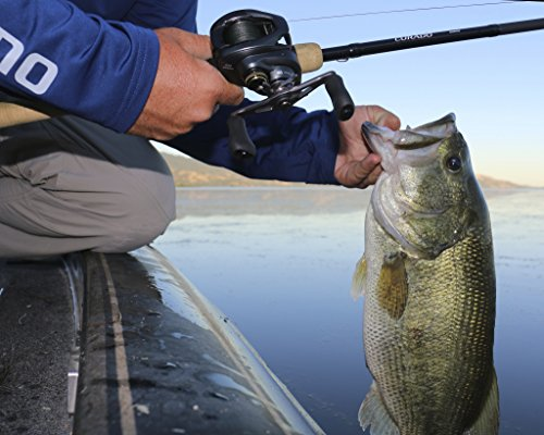 Shimano Curado 200K HG Lowprofile Freshwater Fishing Reel
