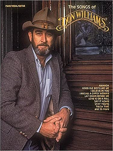 The Songs Of Don Williams Don Williams 0073999585780 Amazon