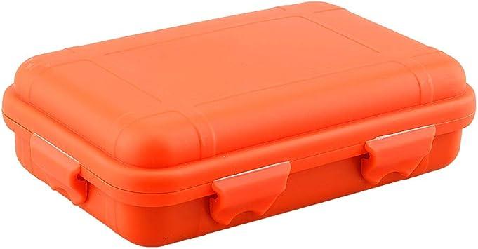 Caja de Almacenamiento Caja Herramientas Impermeable Antigolpes ...