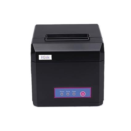 Aibecy HOP-E801 80MM Impresora térmica Máquina de recibo Soporte ...