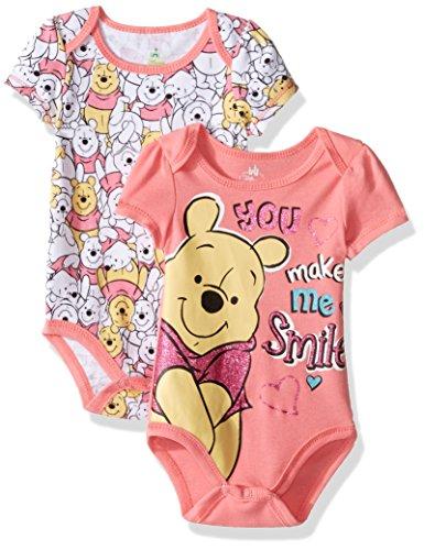 Disney Baby Girls Winnie Bodysuit