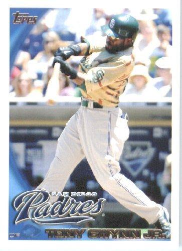 2010 Topps Baseball Card #156 Tony Gwynn Jr. San Diego Padres - MLB Trading Card