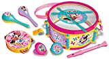 Instrumentos Musicales Best Deals - Disney Tambor con Instrumentos Minnie Bowtique