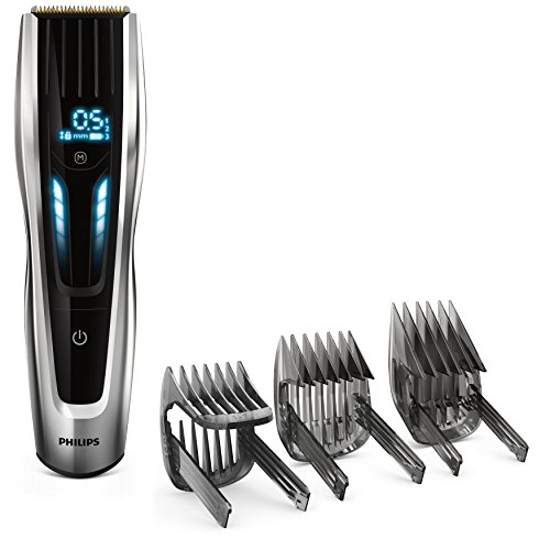 Philips HC9450/13 Series 9000 Hair Clipper with Motorised Adjustable Comb by Philips