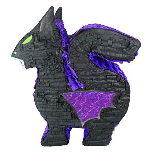 Pinatas Black Dragon Halloween