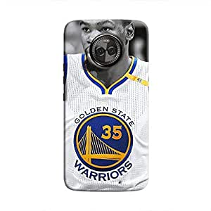 Cover It Up - Golden State Warriors Moto X4 Hard Case