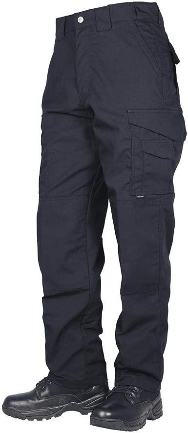 Amazon Com Tru Spec 1469 Mens 24 7 Series Original Tactical Pants Lapd Blue Clothing