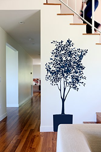 Olive Tree Wall Stickers by Blik